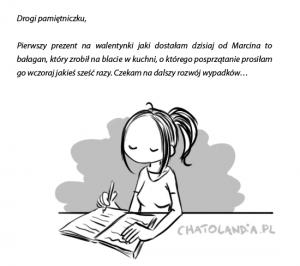 pamiętnik