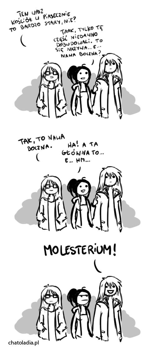 molesterium
