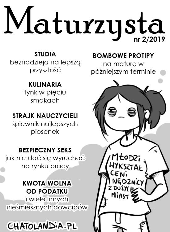 maturzysta 2019